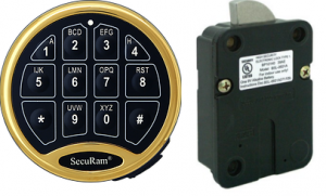 SecuRam Surelock Basic Kits